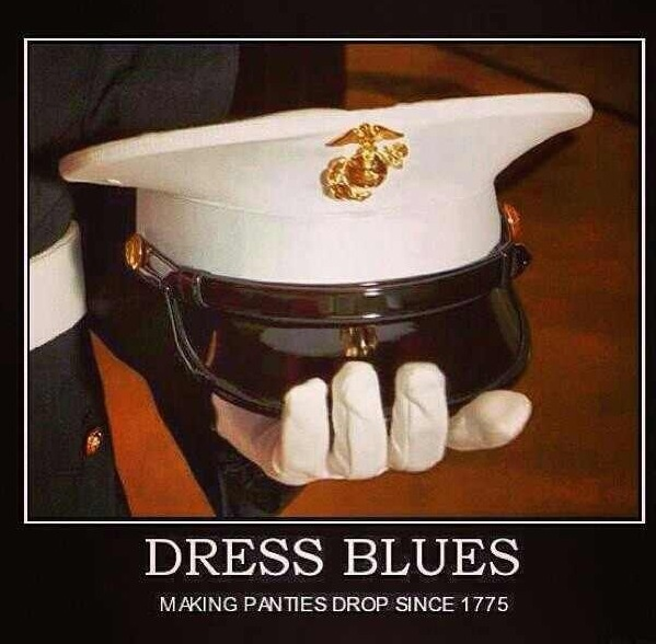 Dress Blues - Military humor