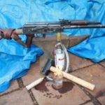 Homemade AK-47 – Made From Shovel