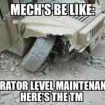 Mech's Be Like…