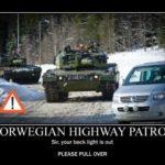Norwegian Highway Patrol