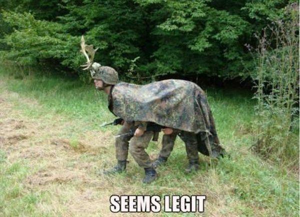 Seems Legit - Military humor
