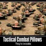 Tactical Combat Pillows