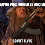 Forged By Ancient Elves