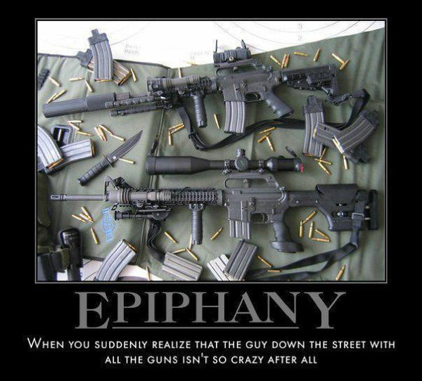 Epiphany - Military humor