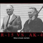 AR-15 Vs. AK-47