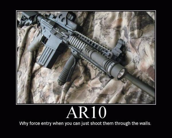 AR10 - Military humor