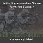 Ladies, If Your Man Doesn't Know How To Fire A Weapon