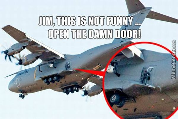 This Is Not Funny - Military humor