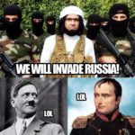 We Will Invade Russia