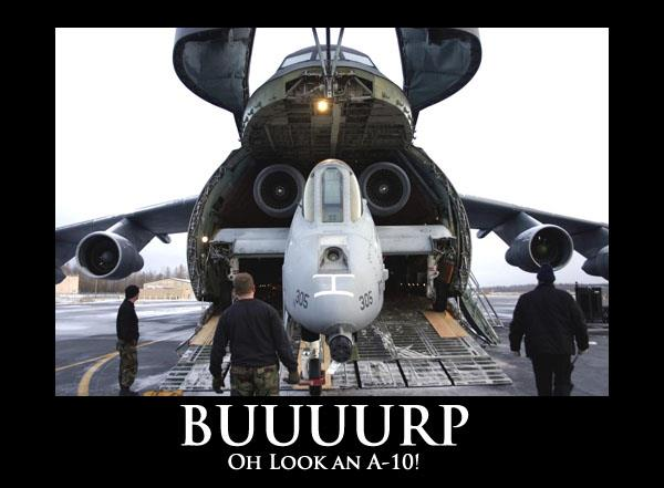 Buuuurp! - Military humor