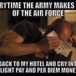 Every Time Army Makes Fun OF The Air Force