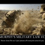 Murphy's Military Law #13