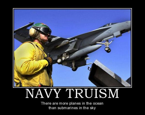 Navy Truism - Military humor