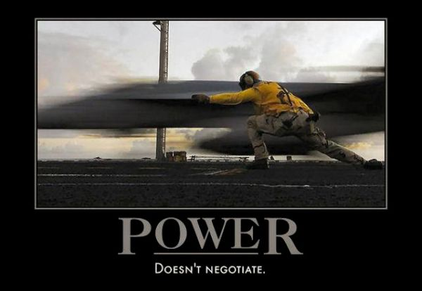 Power - Military humor