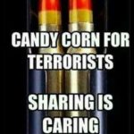 Candy corn for terrorists