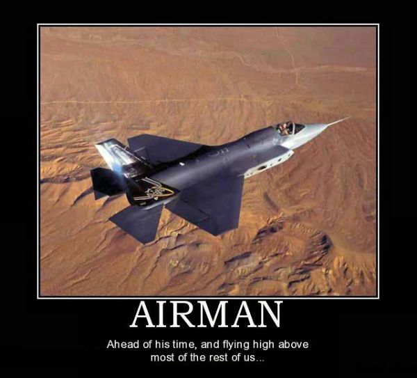 Airman - Military humor