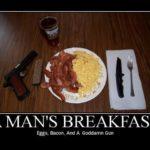 Man's Breakfast