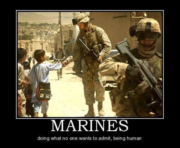 Marines - Military humor