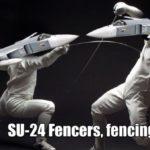 Su-24 Fencers, Fencing
