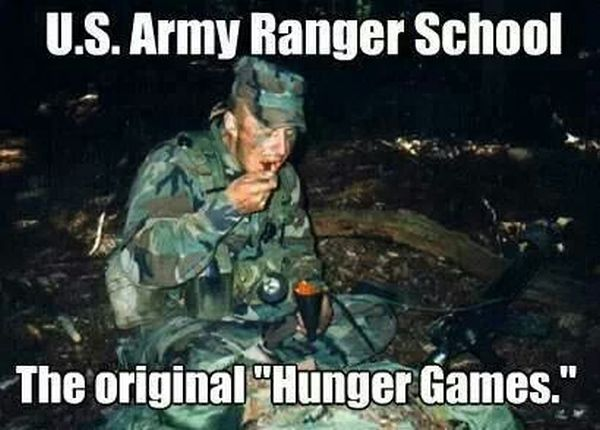 US Ranger School - Military humor