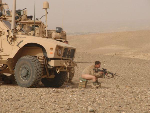 Multitasking - Military humor