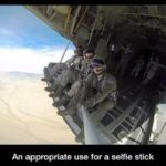 An Appropriate Use For A Selfie Stick