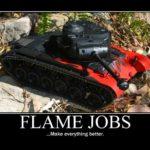 Flame Jobs
