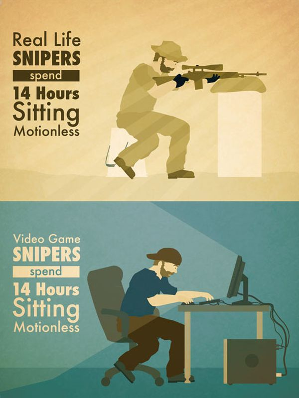 Gamers Can Now Use This In Self Defense - Military humor