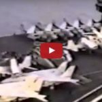 Greased pigs on the USS Saratoga