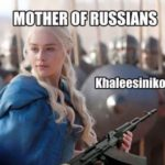 Mother Of Russians