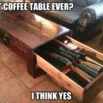 Best Coffee Table Ever?