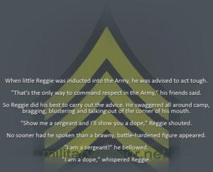 High Military Ranks - Military humor