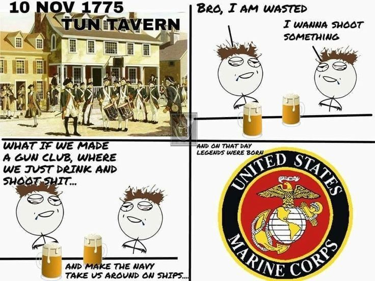 US Marine Corps - Military humor