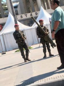 Meanwhile in Brazil - Military military