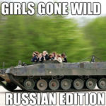 Girls Gone Wild – Russian Edition