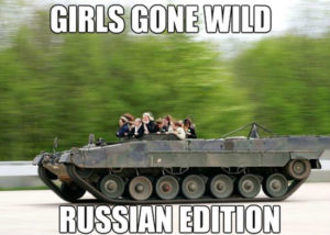 Girls Gone Wild - Russian Edition
