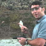 Former CIA contractor teaches handgun basics