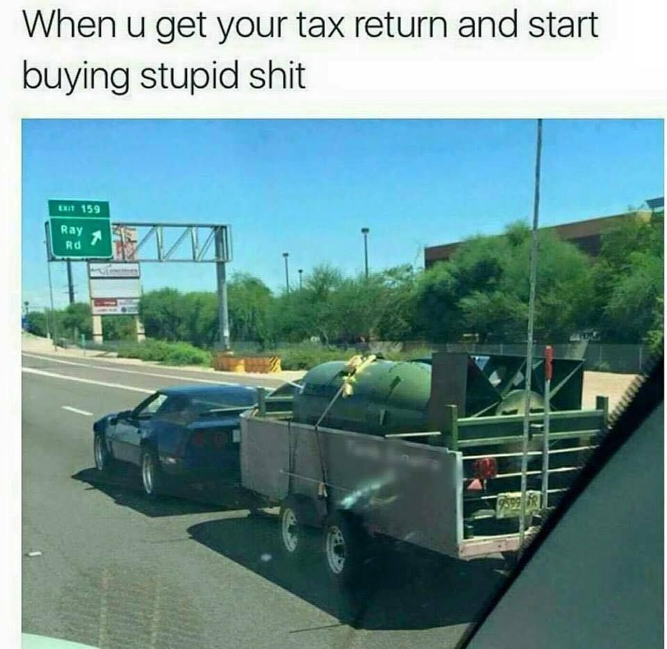 When You Get Your Tax Return