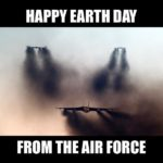 Happy Earth Day From The Air Force