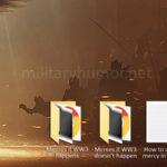 Memes In Case of WW3