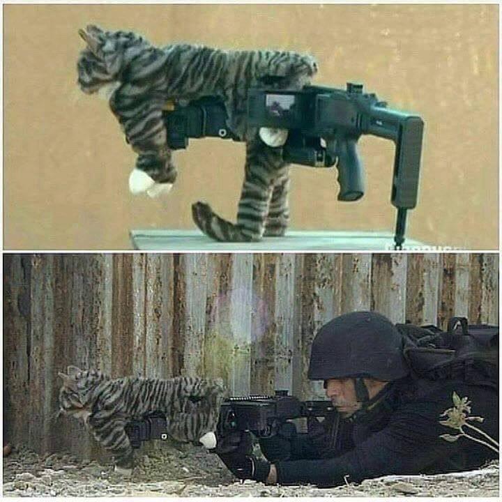 The ultimate weapon of urban warfare