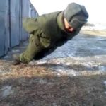 Russian Army Super Secret – No Hands Push Ups