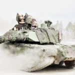 Watch This 60+ Tons M1A2 Abrams Tank Dance