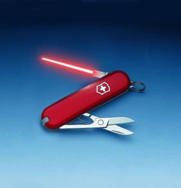 Jedi Swiss Knife Military Humor