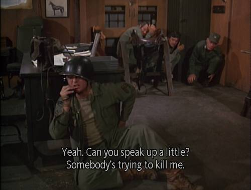 Mash 4077 Quotes Military Humor
